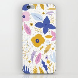 Sunday Florals iPhone Skin
