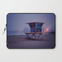 The Blue Hour at Avila Beach Laptop Sleeve