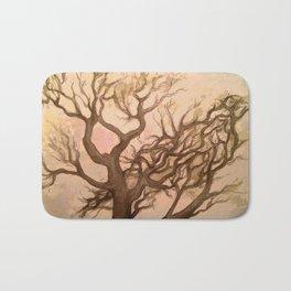 Bird Tree Bath Mat