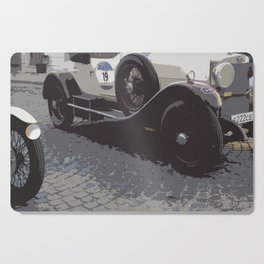 Mille Miglia No.19 Cutting Board
