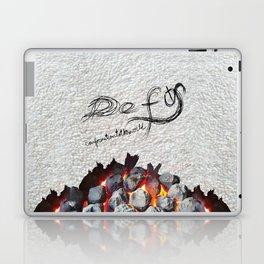 Defy conformationtotheworld Laptop & iPad Skin
