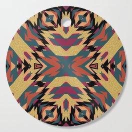 Aztec Winter Pattern Cutting Board