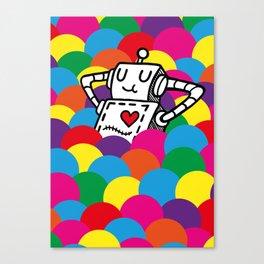 Ballpit Canvas Print