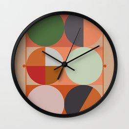 'Joy'metric /Joy Wall Clock