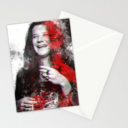 Joplin, Janis Stationery Cards