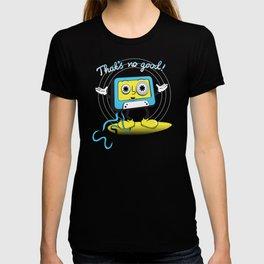 cassette poop T-shirt