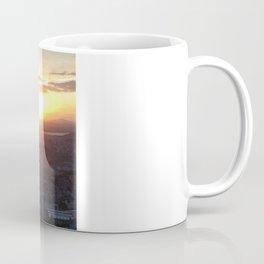 Sunset in Seoul Coffee Mug