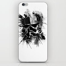 Storm Trooper (white) - Star Wars iPhone & iPod Skin
