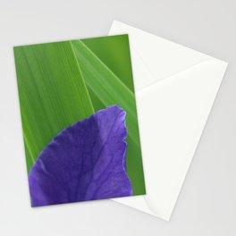 Purple flower 2 Stationery Cards
