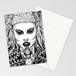 Die Antwood Inspired Illustration Stationery Cards