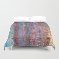journey Duvet Covers featuring Journey by Angela Bruno