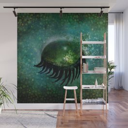 Dragon Sleep Wall Mural
