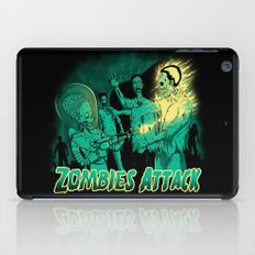 Zombies Attack iPad Case