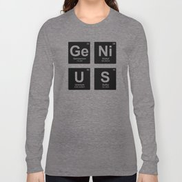 Genius Long Sleeve T-shirt