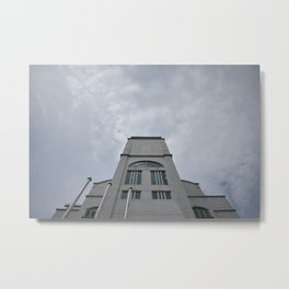 Don't Let the Grey Skies Get You Down Metal Print