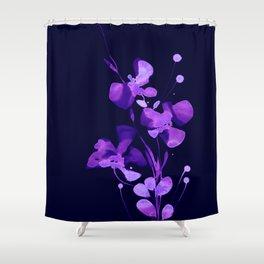 Organic Impressions 334zi by Kathy Morton Stanion Shower Curtain