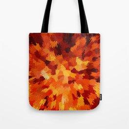 Digital Exsplosion Tote Bag