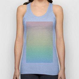 Pastel Rainbow Pattern Unisex Tank Top