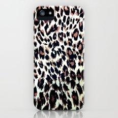 Leopard Slim Case iPhone (5, 5s)