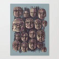 The Olmecs Canvas Print