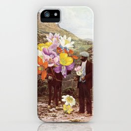 The Suitor iPhone Case