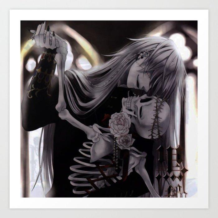 dance with death Art Print