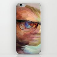christian iPhone & iPod Skins featuring Christian Gerhartsreiter by robotrake