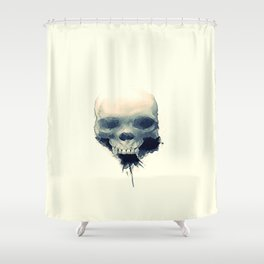 It Was You Who Brought Me Here Shower Curtain