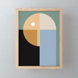 Contemporary 44 Framed Mini Art Print