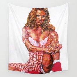 Feminism Paradox Wall Tapestry