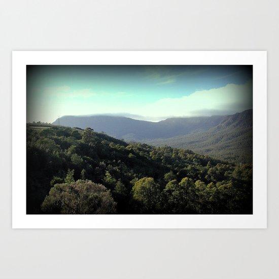 Tasmania ~ Australia Art Print