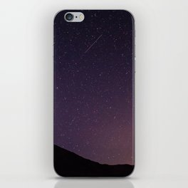 Teide by Night Skies iPhone Skin