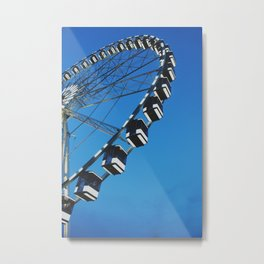 La Grande Roue. Metal Print