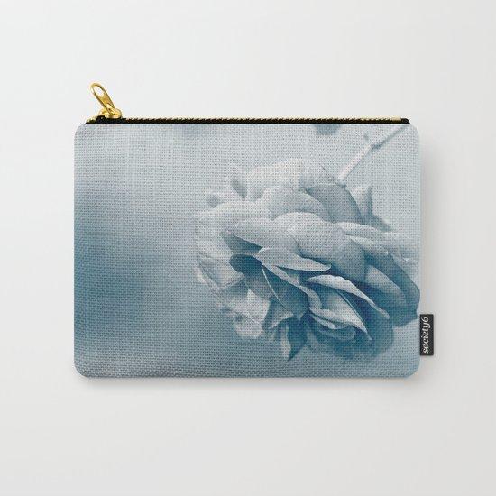 Romantic Rose - JUSTART © Carry-All Pouch
