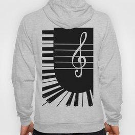 Piano Keys I Hoody