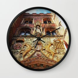 the Great Gate Wall Clock