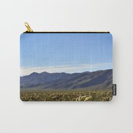 Cholla Gardens Carry-All Pouch