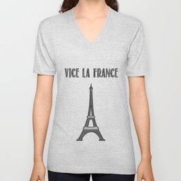 Vice La France - Bastille Day Unisex V-Neck