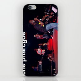 pharcyde live :::limited edition::: iPhone Skin