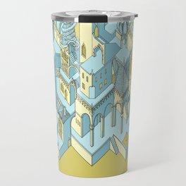 Babel architecture 1 Travel Mug
