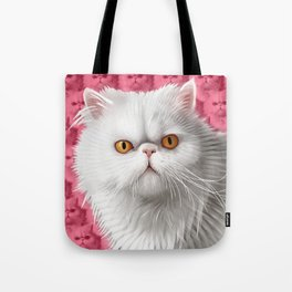 Miss Pickles Cat Tote Bag
