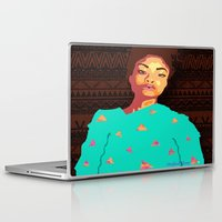 girly Laptop & iPad Skins featuring Girly by UnifiedGlory