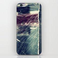 Rain splash 2 iPhone & iPod Skin