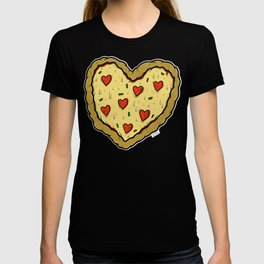 Valentines Day Pizza Pizza T-shirt