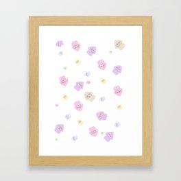 Oodles of Inklings Framed Art Print