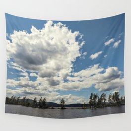 the needles Wall Tapestry