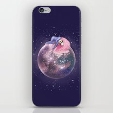 Lost in a Space / Callistori iPhone Skin