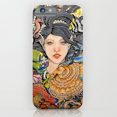 Gone Under Slim Case iPhone 6s