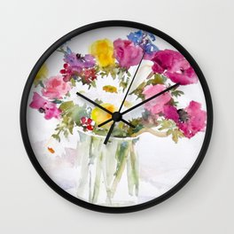 Inspiration 2 Wall Clock