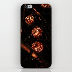 Spheres iPhone & iPod Skin